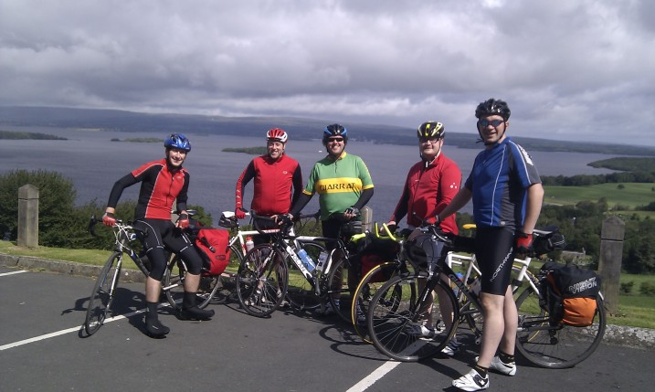 Cycle Tour Around Lough Derg