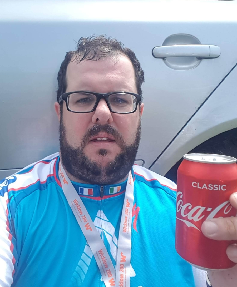 Wicklow 100 Coke