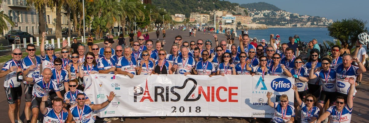 2018 Paris2Nice Alumni